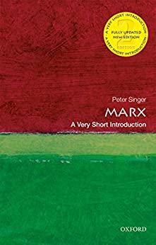 Marx: A Very Short Introduction (Very Short Introductions) by [Singer, Peter]