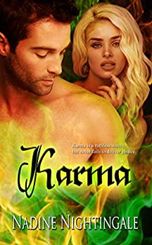 Karma (Drag.Me.To.Hell.Series Book 1) by [Nightingale, Nadine]