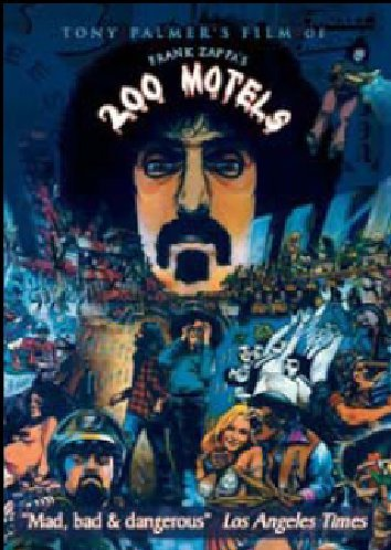 200 Motels [DVD] [Import]