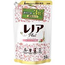 【大容量】 レノア プラス 柔軟剤 フルーティーソープ 詰替用 超特大サイズ 1.4L