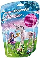 Playmobil - 5440 - Figurine - Fée Cuisinière Avec Licorne Violette