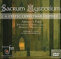 Sacrum Mysterium: Celtic Christmas Vespers(CD + Bonus DVD) by Sacrum Mysterium: Celtic Christmas Vespers (2012-09-11)