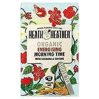 [Heath & Heather ] ヒース&ヒース有機朝の時間は、パックあたり20ティーバッグ - Heath & Heather Organic Morning Time Teabags 20 per pack [並行輸入品]