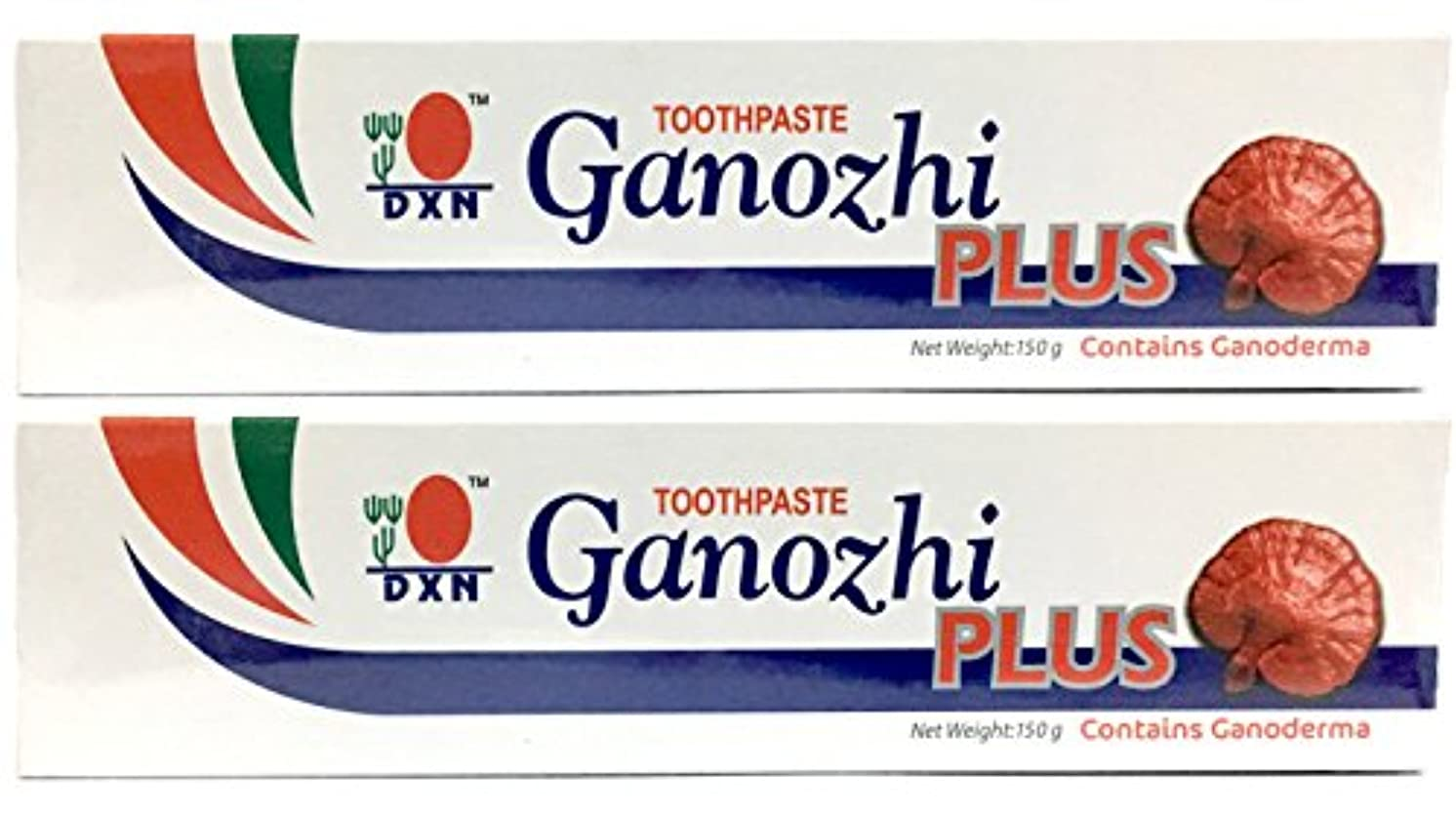 放つフルート不屈Dxn Ganozhi Toothpaste (Ganoderma Mixed) - Set Of 2