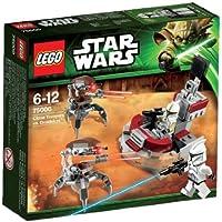 レゴ (LEGO) スター?ウォーズ クローン?トルーパーズ™ vs ドロイデカ™ 75000
