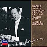 モーツァルト:ヴァイオリン・ソナタ第25番・第29番・第35番・第42番(限定盤)