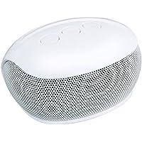 エレコム Bluetooth ブルートゥース スピーカー ワイヤレス 3W出力 8時間再生 通信距離10m iPhone android対応 ホワイト LBT-SPP20WH