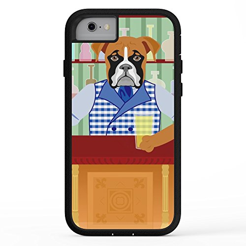 Society6 Boxer Dog Beer Pub Adventure Case iPhone 7