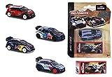 マジョレット WRC 海外限定 コンプリートセット(4種類) ヒュンダイ i20 クーペ シトロエンC3 フォード フィエスタVW ポロ 世界ラリー