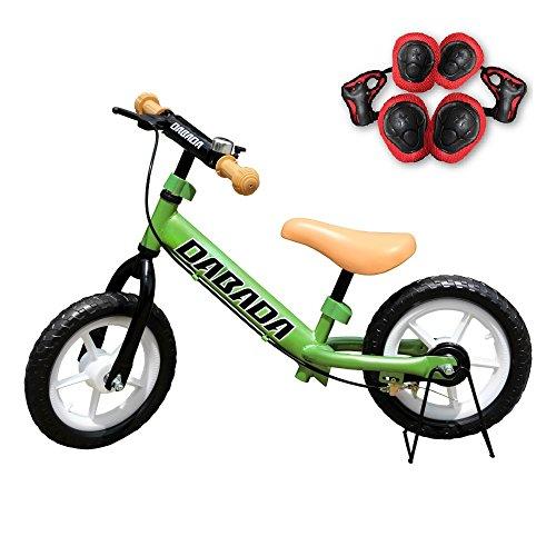 DABADA(ダバダ) バランスバイク 減速ブレーキ付