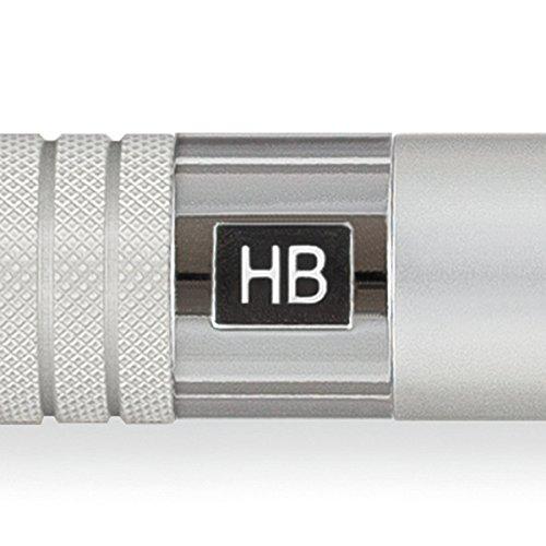 『ステッドラー シャーペン 製図用 0.5mm シルバー 925 25-05』の2枚目の画像