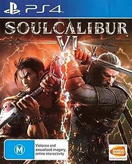 Soul Calibur VI (PlayStation 4) (B079FGT1XC) | Amazon Products