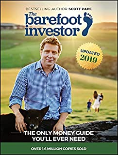 The Barefoot Investor 2019 Update: The Only Money Guide You'll Ever Need (0730324214) | Amazon price tracker / tracking, Amazon price history charts, Amazon price watches, Amazon price drop alerts