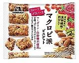 森永製菓 マクロビ派ビスケット <フルーツグラノーラ> 37g×6袋