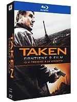 Taken - Io Vi Trovero' + La Vendetta (2 Blu-Ray) [Italian Edition]