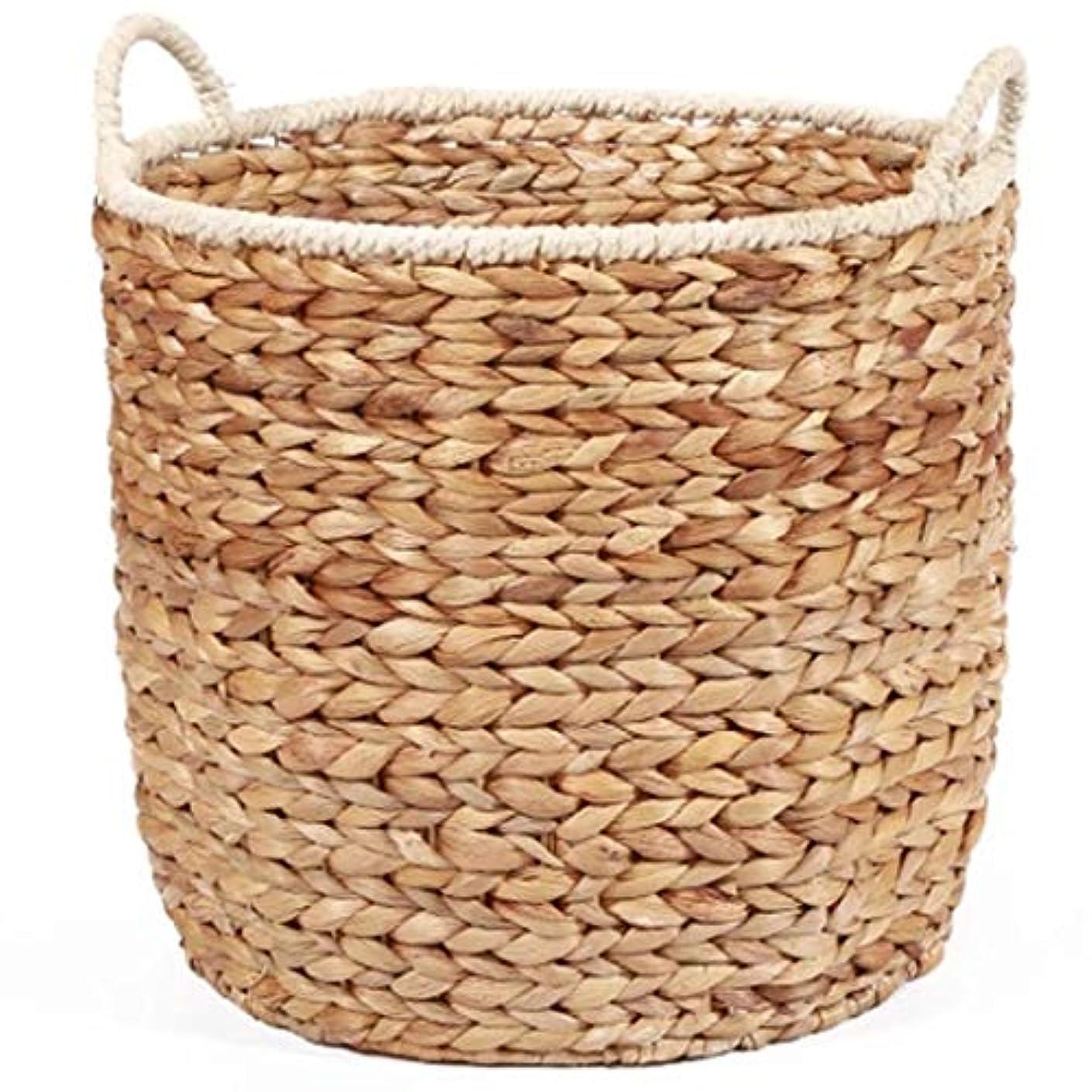 絶壁状態葉を拾うストローハンパー収納ボックスの雑貨の収納バケツのおもちゃの収納バスケットの収納バスケットの植物の花瓶、3つのサイズのオプション SMMRB (サイズ さいず : S s)