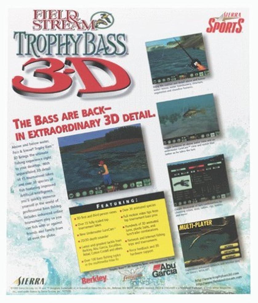未来ダーリン遵守するField & Stream Trophy Bass 3-D (輸入版)