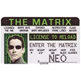 Matrix Fun Fake ID License by Signs 4 Fun [並行輸入品]