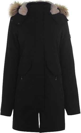 Karrimor Womens Parka Jacket Ladies XS (日本サイズS相当 ) Black