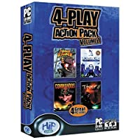 4-Play Action Pack - PC [並行輸入品]