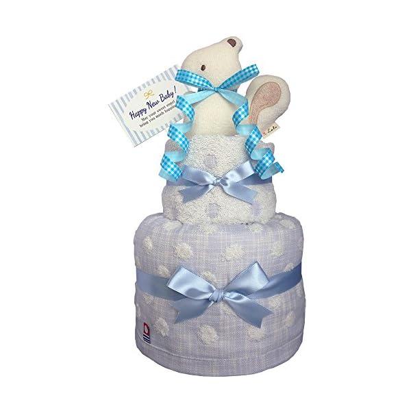 おむつケーキのKanonBabys オーガニック...の商品画像