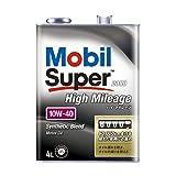 Mobil スーパー 2000 ハイマイレージ SN/GF5 10W40 4LM  SN 10W40