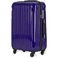 strike(ストライク)超軽量 2年保証 スーツケース TSAロック搭載 旅行バック トランクケース 旅行カバン