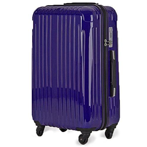 strike(ストライク)超軽量 2年保証 スーツケース TSAロック搭載 旅行バック トランクケー...