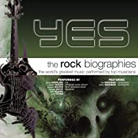 Rock Biographies: Yes
