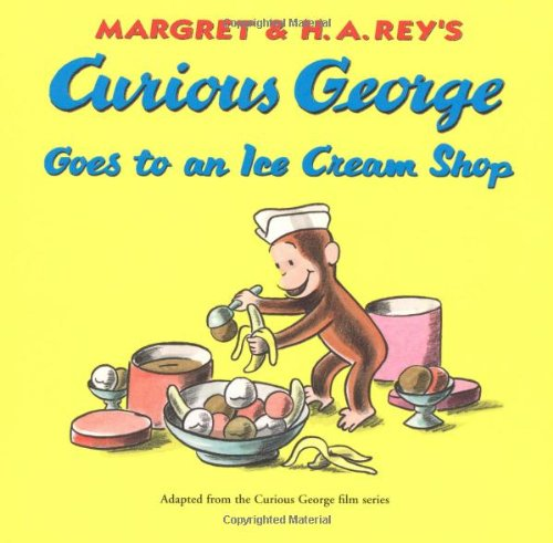 Curious George Goes to an Ice Cream Shopの詳細を見る