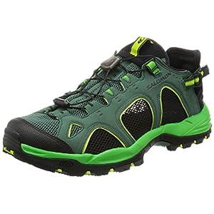 [サロモン] スポーツサンダル TECHAMPHIBIAN 3 L39470400 Bistro Green/CLASSIC GREEN/Lime Green ビストログリーン/クラシックグリーン/ライムグリーン 26