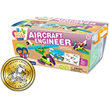 Kids First Automobile Kit Aircraft Engineer Standard Multi-Colored