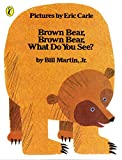 Brown Bear, Brown Bear, What Do You See? 英語絵本とmpiオリジナルCD付