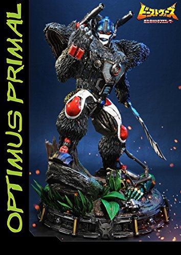 プレミアムマスターライン/ ビーストウォーズ 超生命体トランスフォーマー: コンボイ スタチュー PMTFBW-01