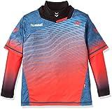 (ヒュンメル)hummel サッカー HPFC-プラシャツ・インナーセット HJP7095 [ジュニア] HJP7095 69 パルティックブルー 130