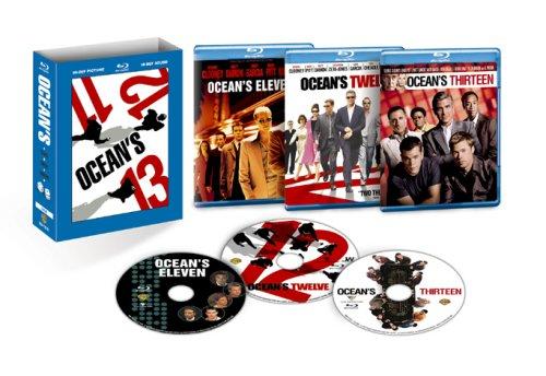 オーシャンズ11・12・13 Blu-ray BOX (初回限定生産 お買い得パック)の詳細を見る