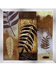 自然のパターンI by Wendy Russell – 12 x 12インチ – アートプリントポスター 12 x 12 Inch LE_255654-F9935-12x12