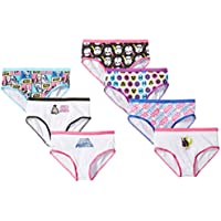 STAR WARS Girls 7pk Hipster Panty Panties - Multi