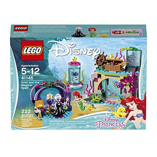 """レゴ (LEGO) ディズニー アリエル""""海の魔女アースラのおまじない"""