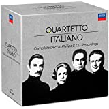 Quartetto Italiano: Complete Decca, Philips & DG Recordings