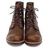 8111 IRON RANGE BOOTS(アイアンレンジブーツ) Amber Harness Leather レッドウィング画像②