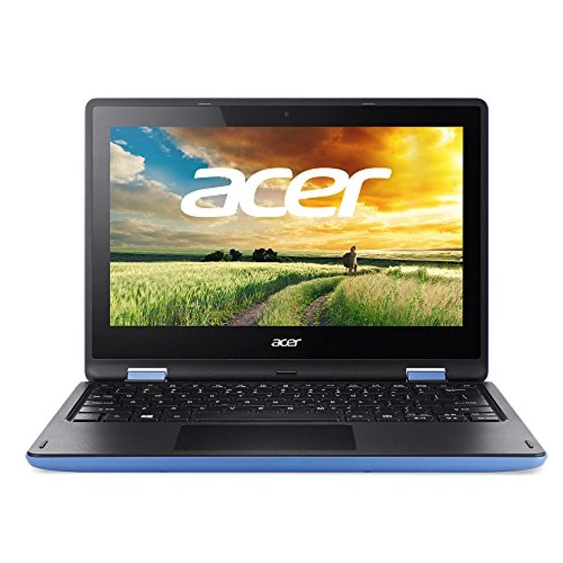 無許可直面する区画Acer ノートパソコン Aspire R11 R3-131T-N14D/B /11.6インチ/360度ヒンジ/Windows10無料アップデート対応