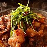 大阪名物もつ焼き 国産和牛ホルモンを特製たれに漬けた一度食べるとクセになる極旨もつ焼き