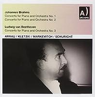 Brahms: Piano Concertos 1/2