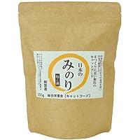 日本のみのり  純国産プレミアムキャットフード(500g) 【5個セット】  + サン・クロレラ猫用サプリ サンプル付き