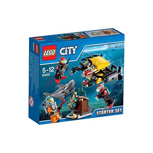 レゴ シティ 海底調査スタートセット 60091
