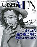 GISELe  MEN―自分をもっと好きになる男の美容バイブル (主婦の友生活シリーズ)