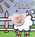 Little Lamb: Finger Puppet Book (Little Finger Puppet Board Books)