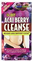 14-DAY ACAI BERRY CLEANSE(アサイベリークレンズ)並行輸入品