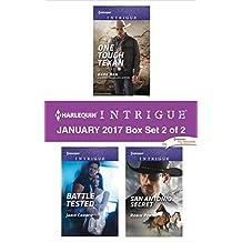 Harlequin Intrigue January 2017 - Box Set 2 of 2: One Tough Texan\Battle Tested\San Antonio Secret